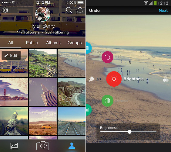 Flickr-3.0-for-iPhone-and-Android