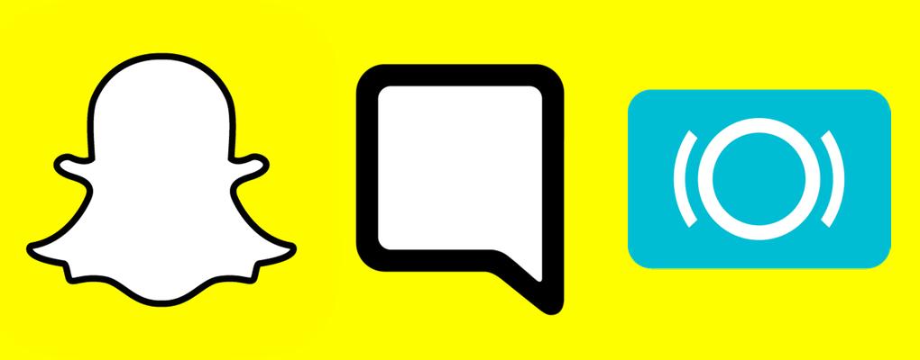 Snapchat Se Actualiza Integrando Chat Y Videoconferencias