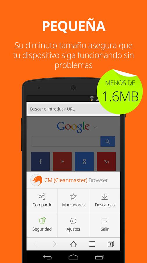 cm browser 1.66mb