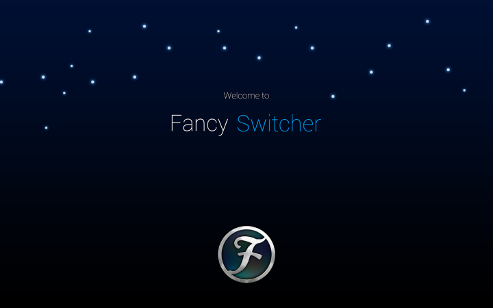 fancy switcher