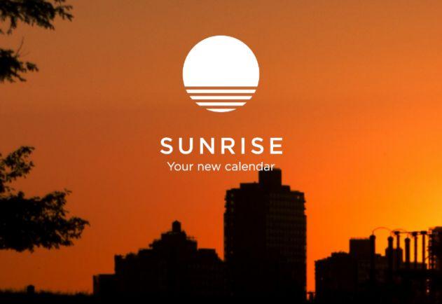 Sunrise-calendar