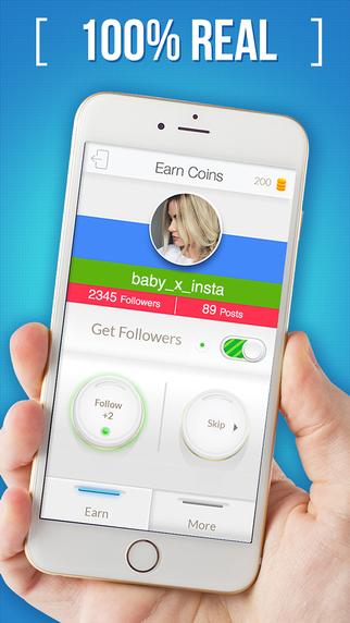 Aplicaciones Para Ganar Seguidores En Instagram Ios Y Android Mark A Phone
