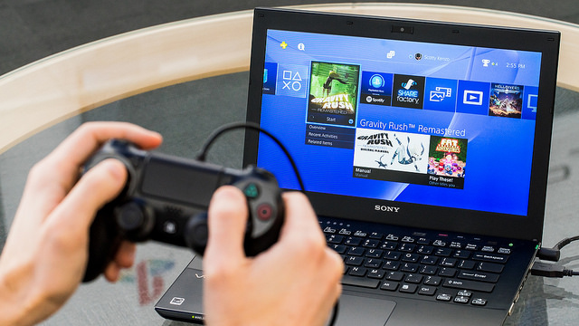 Remoteplay PC