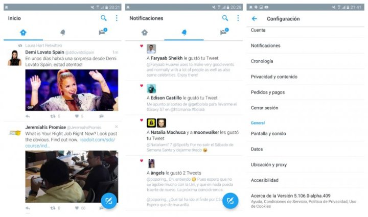 Twitter-Alpha-Material-Design-UI-update